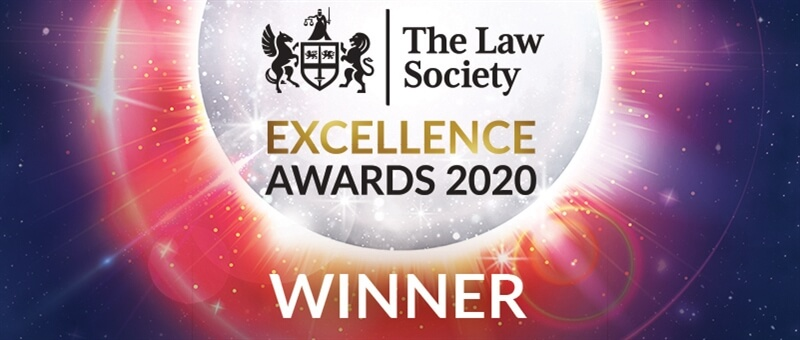 law society excellence award
